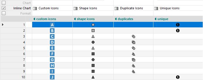 Custom Status Icons