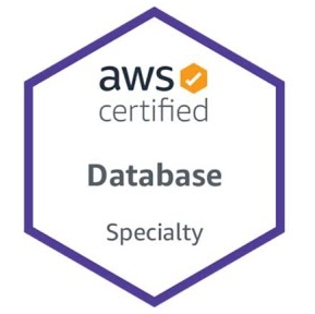 AWS Certified Database – Specialty
