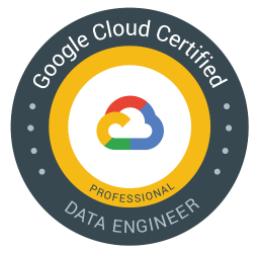Professional Data Engineer